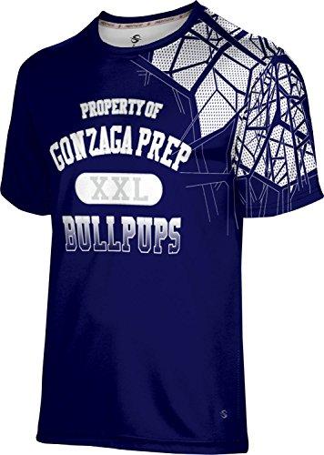 ProSphere Men's Gonzaga Prep High School Enyo Tech Tee - Spokane Man Shop