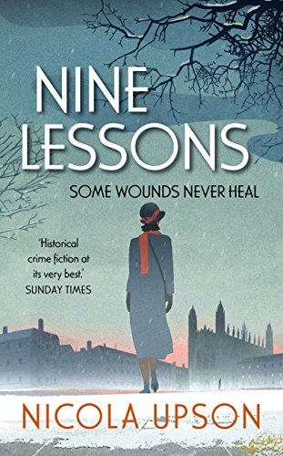 Book Cover: Nine Lessons: A Josephine Tey Mystery
