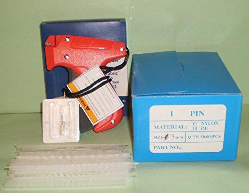 AVERY DENNISON FINE FABRIC price TAGGING TAGGER GUN W 10000 1/4