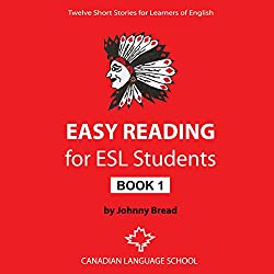 Easy Reading for ESL Students – Book 1