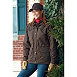Women's Round Up Jacket from Outback Trading Company Bronze, Bronze, S