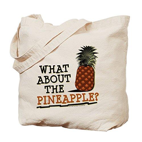 CafePress–HIMYM piña–Gamuza de bolsa de lona bolsa, bolsa de la compra