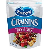 Craisins Cranberry and Chocolate Trail Mix, 8 Ounce by Craisins