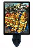 Firefighter Night Light - Firefighter Gear - LED NIGHT LIGHT