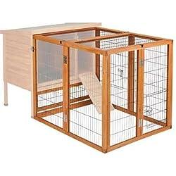 Ware Manufacturing Premium Plus Bunny and Rabbit Run Cage - Large