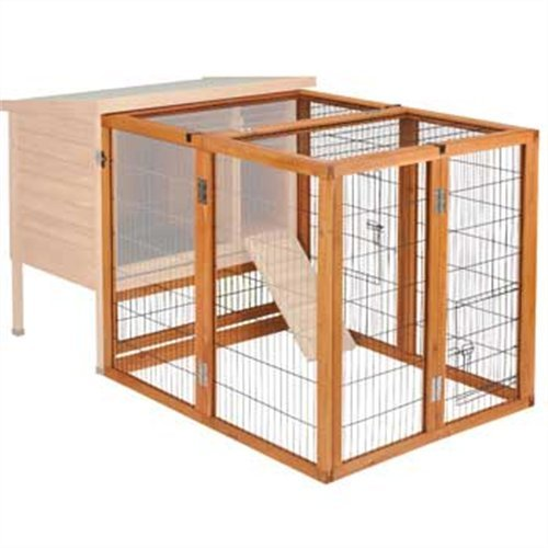 Ware Manufacturing Premium Plus Bunny and Rabbit Run Cage - Large