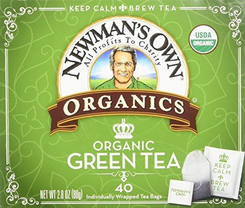 Newmans Own Organic Green Tea - 40 ct (1 ()