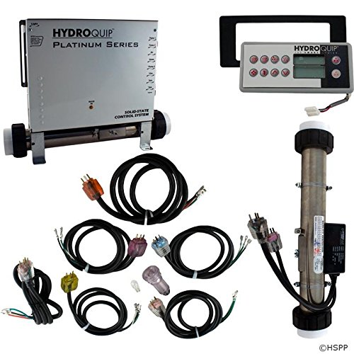 Ht2 Spa - Hydro Quip Control, H-Q, PS9704HS30, P1/2/3, B, O, L, C, Aux, 5.5kw HT2-10
