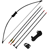 Outdoors Team Recurve Bow 20lb Recurve Youth Archery Set Kids Bow