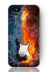 iphone covers Chuntihavi NEW Fashion Design Hard Protect Skin Case Cover Shell for Mobile Cell Phone Apple Iphone 6 plus-Guitar-Rainbow night