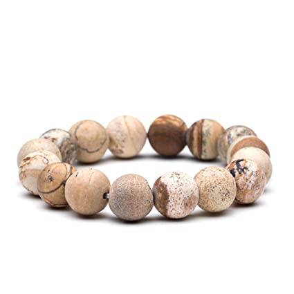 12MM Tiger Eye Natural Stone Beads Bracelet Buddha Charm Men/'s Fashion Bracelets