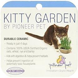 Pioneer Pet Ceramic Refill Kitty's Garden