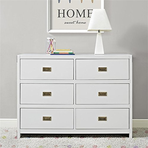 Baby Relax Miles 6-Drawer Dresser by Baby Relax