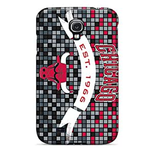 Galaxy S4 Nfk5217qAqE Custom High-definition Chicago Bulls Pictures Best Hard Cell-phone Case -JoanneOickle