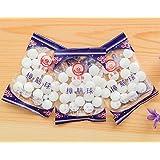 54Mothballs Naturel Naphtalène Vieux Mode Moth Balles de répulsif DISSUASION