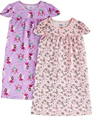Simple Joys by Carter's Little Kid Girls' 2-Pack Ni