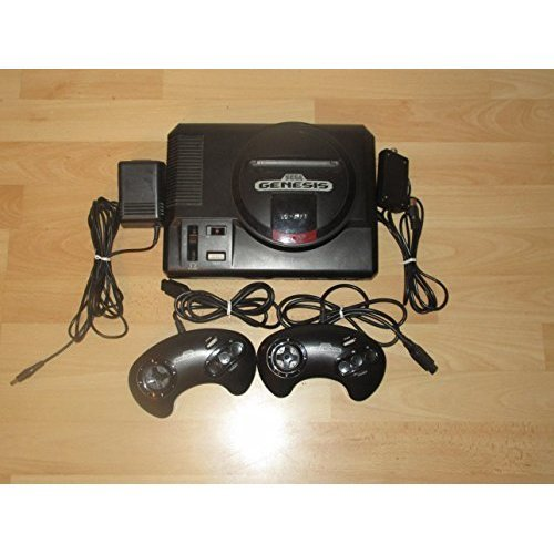 ORIGINAL SEGA GENESIS 16 BIT VIDEO GAME CONSOLE SYSTEM, used for sale  Delivered anywhere in USA