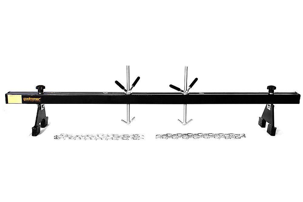 Wimmer 1100 Lbs 59 Engine Support Bar Dual Hook Transverse Lift Hook Cross Hoist Motor