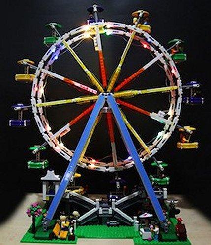 Ferris Wheel Led Lighting in Florida - 1