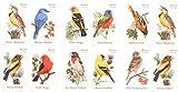 Songbirds Booklet of 20 USPS Forever Postage Stamps