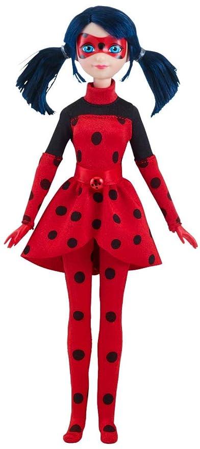 Amazon.com: Miraculous Ladybug Outfit 2 - Muñeca de moda ...