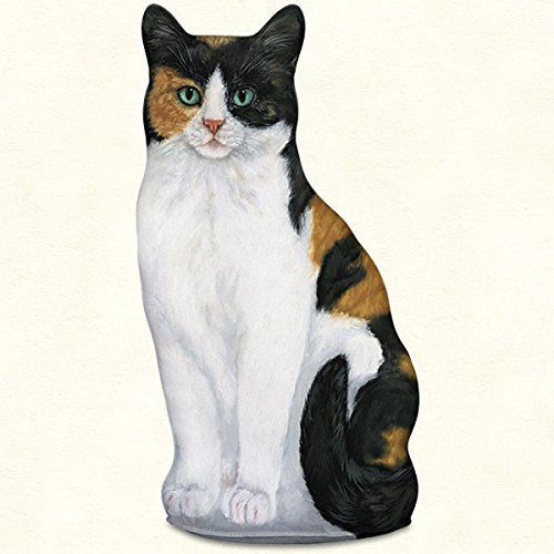 Door Stops - Calico Cat Doorstop - Calico Cat Doorstop