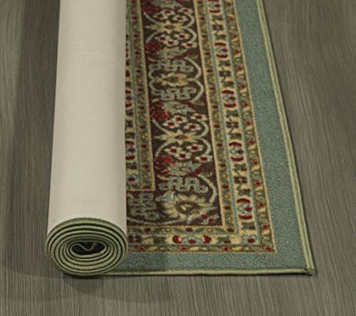 Ottomanson New Ottohome Persian Heriz Oriental Design