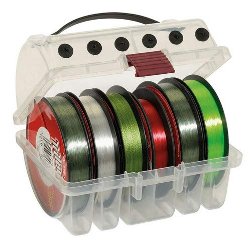 Line Spool Box Clear (Fishing Spool Holder Line)