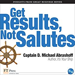 Get Results, Not Salutes