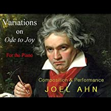 """Variations on Beethoven's """"Ode to Joy"""""""