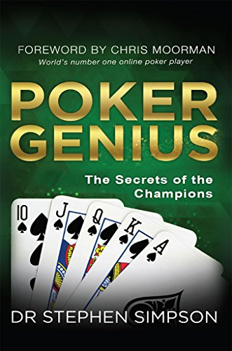 Poker Genius: The Secrets of the Champions (English Edition)