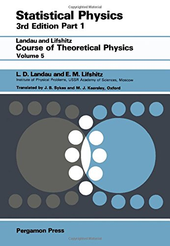 Statistical Physics, Part 1, 3rd Revised and Enlarged Edition