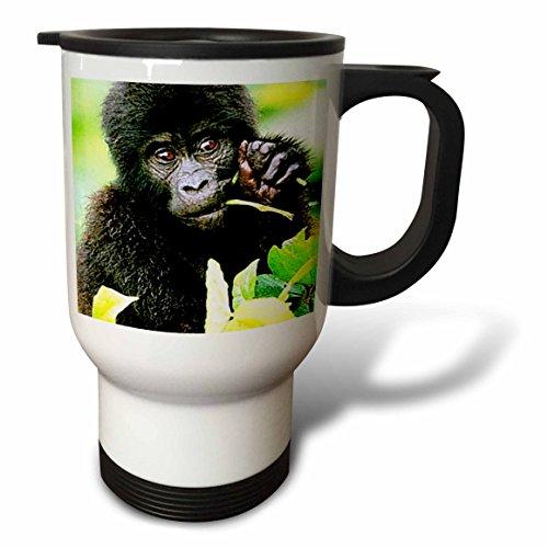 Gorilla Travel Mug, 14-Ounce