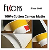 100% Cotton Inkjet Canvas Matte - 36 x 40 (1 Roll)