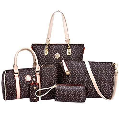 Coofit Pieces Handbag Cross Body Wallets product image