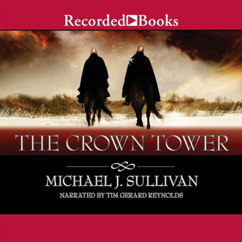 The Crown Tower: The Riyria Chronicles, Book 1 cover