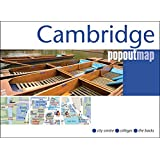 Cambridge Popout Map (Popout Maps)