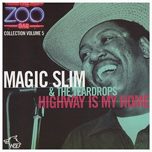 Amazon.com: My Buddy Buddy Friends: Magic Slim & The ...