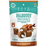 Complete Natural Nutrition Pill Buddy Naturals, 30 Count, Chicken