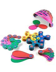 Zhiping Magnetyczna konstrukcja zestaw zabawek do budowania, kreatywność nie tylko wyobraźni inspirująca konwencja edukacyjna dla dziecka