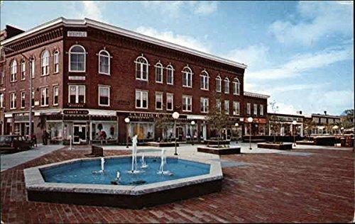 Lebanon Mall Lebanon, New Hampshire Original Vintage - Hampshire Malls New