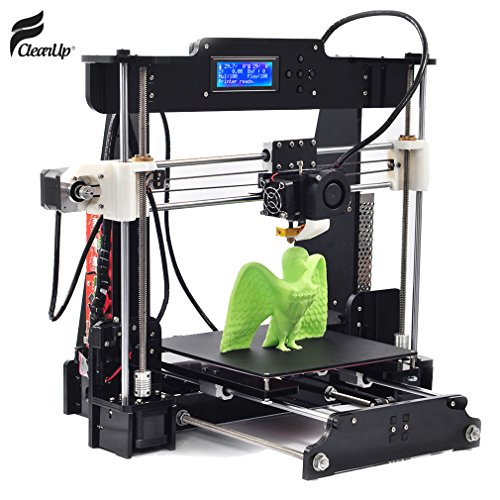 Price comparison product image FClearup Anet A8 FDM 3D Printer Precision Reprap Prusa i3 DIY & LCD USA AL