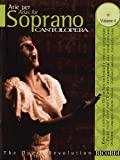 Cantolopera: Arias for Soprano Volume 4, , 0634079077