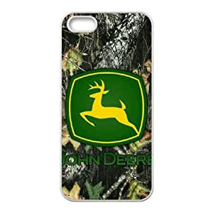 John Deere for iPhone 5,5S Phone Case & Custom Phone Case Cover R88A651017