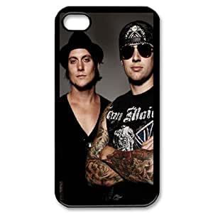 iPhone 4,4S Phone Case Avenged Sevenfold C-C37089