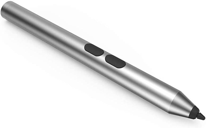 Broonel Active Stylus Compatible with The ASUS Taichi 21 Silver