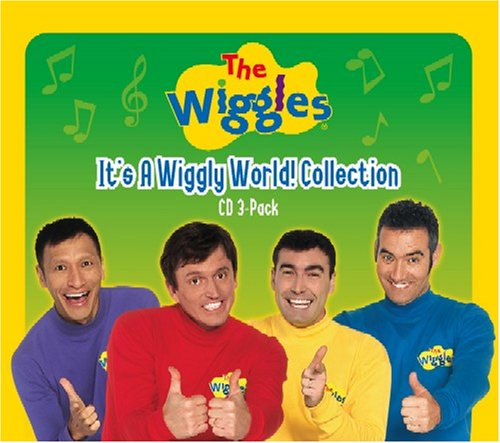 It's a Wiggly World Collection (The Wiggles Its A Wiggly Wiggly World)