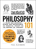 Discover the world's greatest thinkers and their groundbreaking notions!Too often, textbooks turn the noteworthy theories, principles, and figures of philosophy into tedious discourse that even Plato would reject. Philosophy 101 cuts out the boring d...