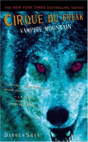 """Vampire Mountain (Cirque Du Freak - Saga of Darren Shan (Mass Market))"" av Darren Shan"