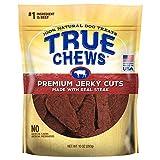 True Chews Sirloin Steak Jerky Dog Treat Review
